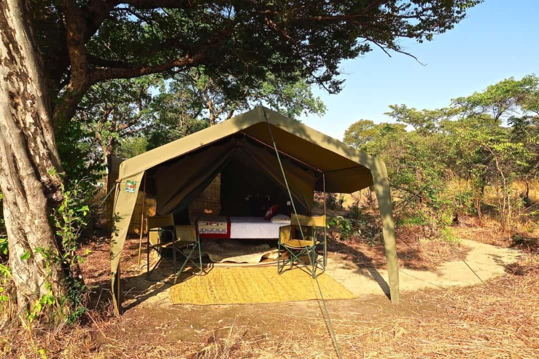 solar geyser nkonzi camp - Nkonzi Rises