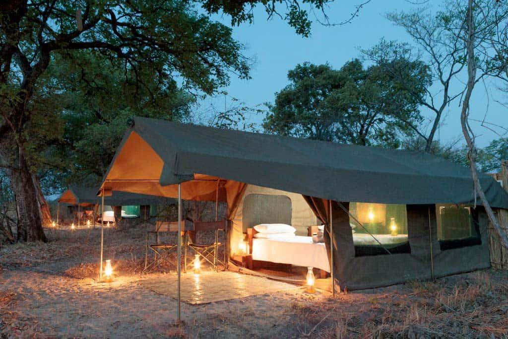stylish accomodation - Unforgettable Safaris in South Luangwa Zambia