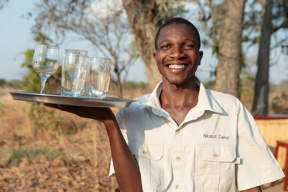 Gavin Opie Safaris, Zambia