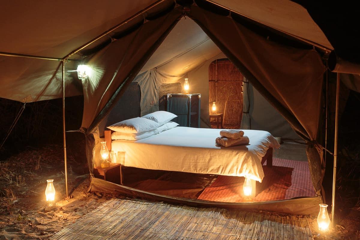 Luxury safari, Gavin Opie Safari